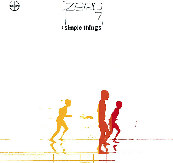 Zero 7 - Simple Things (Vinyl)