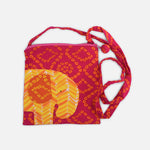 Kid's Sling Bag - Red