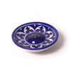 Ceramic Incense Holder - Dark Blue