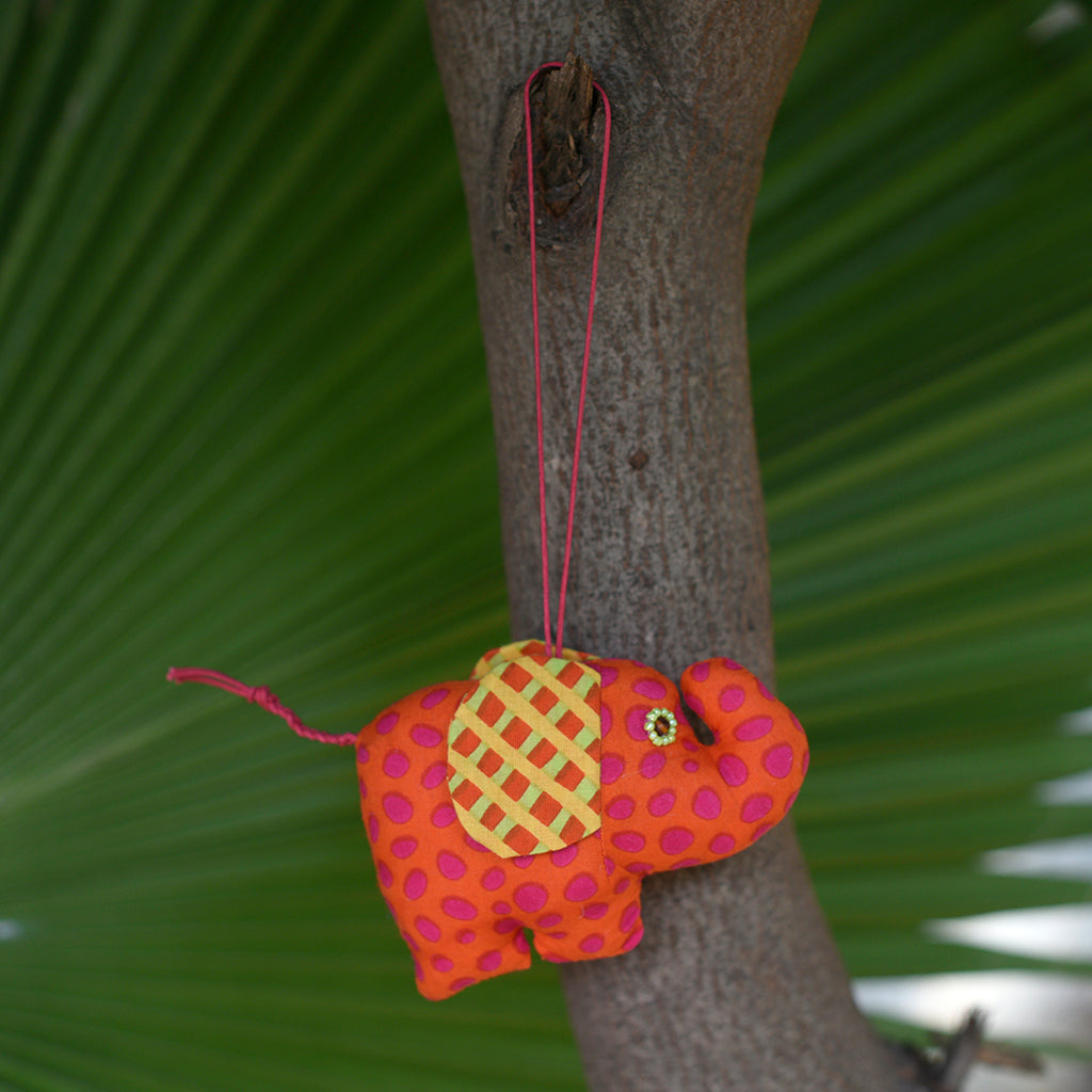 Baby Elephant Wall Hanging