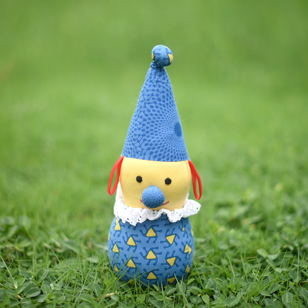 Recycled Fabric Toy - Mr Popov