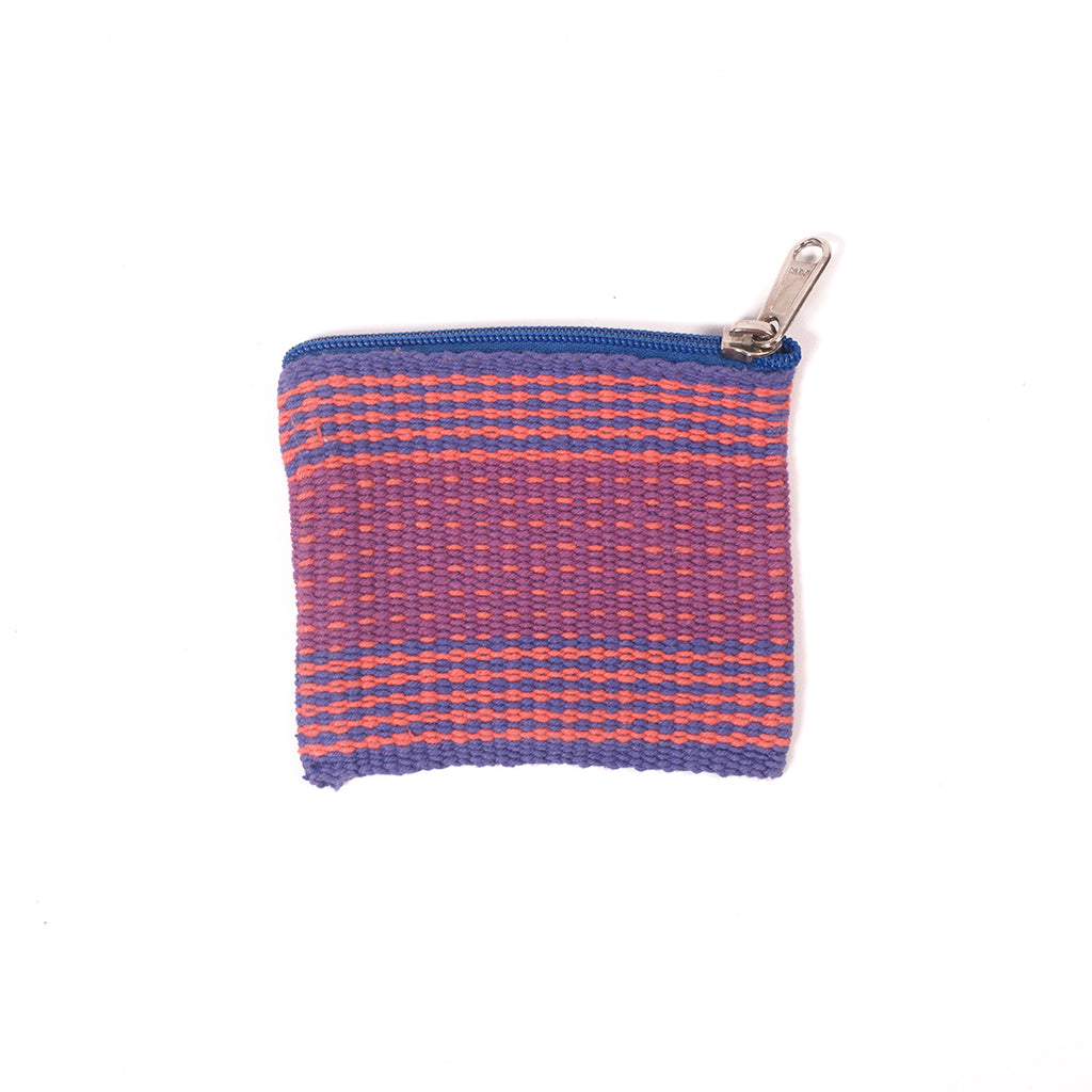 Handcrafted Coin Pouch - Multicolor