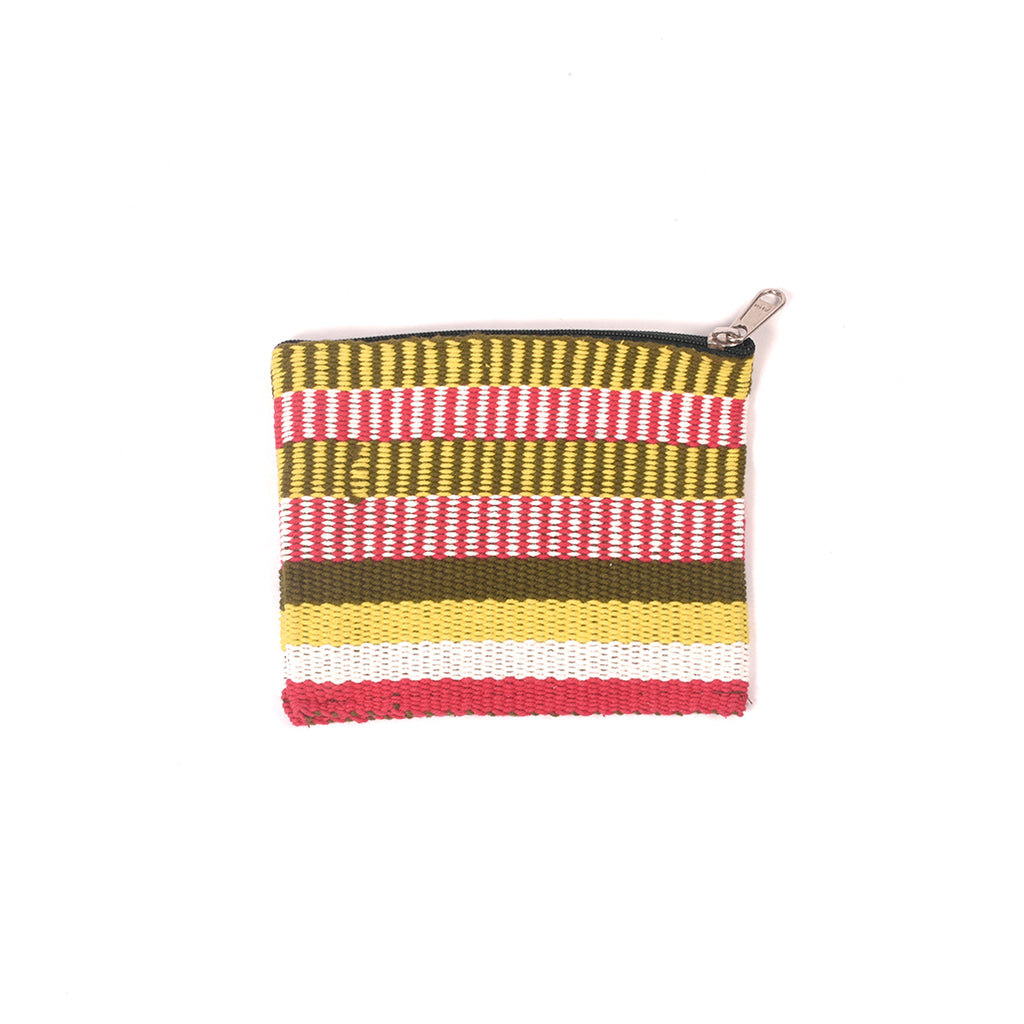 Handcrafted Coin Pouch - Multicolour