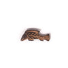 Handcrafted Wooden Fish Fridge Magnet