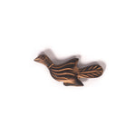 Handcrafted Wooden Bird Fridge Magnet