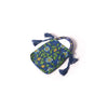 Gypsy Pouch with Mirror - Deep Blue