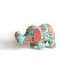 Recycled Fabric Toy - Elephant
