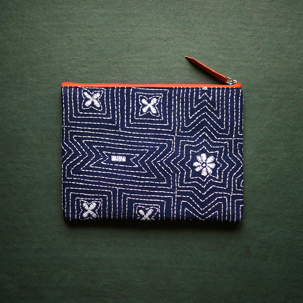 Handcrafted Kanta Pouch