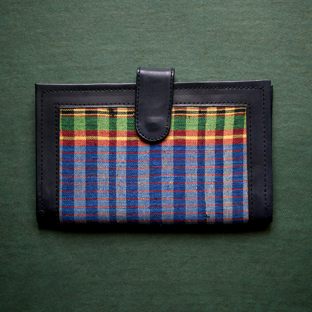 Handcrafted Gamcha Wallet