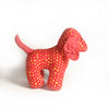Recycled Fabric Toy - Ginger the Puppy