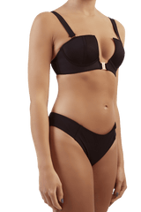 Allure black brazilian bottoms