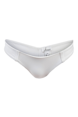 Allure white brazilian bottoms