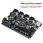 Presale BIGTREETECH SKR mini E3 Control Board 32Bit With TMC2209 UART Driver 3D Printer parts Cheetah V1.0 For Creality Ender 3
