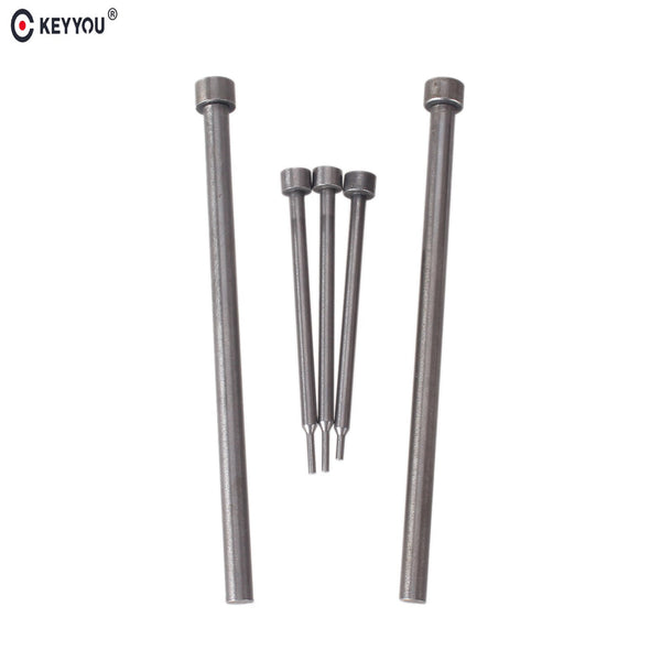 KEYYOU 5Pcs/lot Auto Car Remote Key Pin Removal Pins Disassembly Tools Needle Remover Nail Locksmith Tools