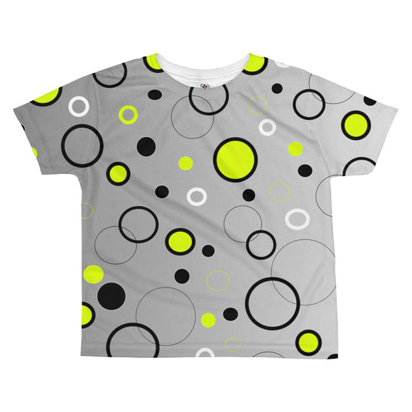 Kids  T-shirt Bubble Yellow