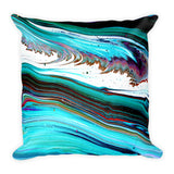 Pillow BLUE WAVE