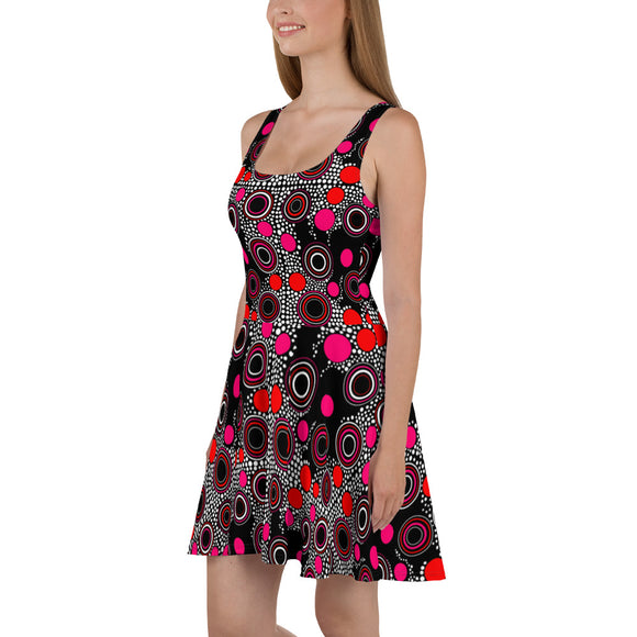 Skater Dress Cheery