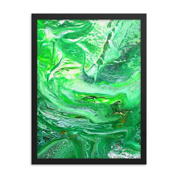 Framed poster FAIRY-TALE FOREST