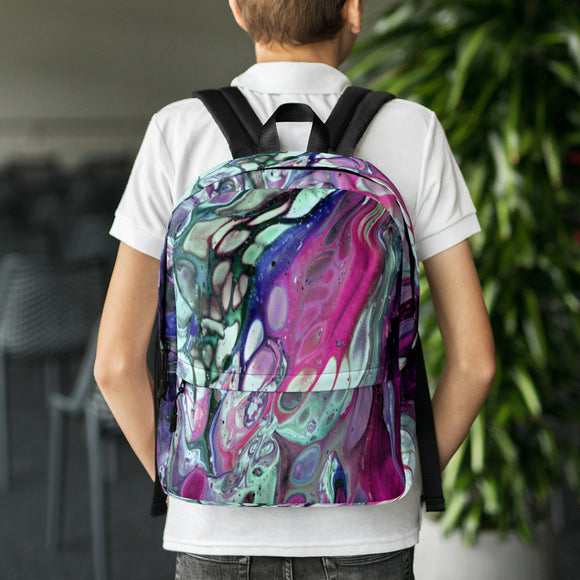 Backpack PURPLE