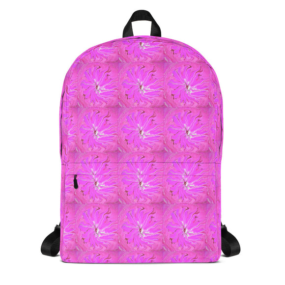 Backpack FLOWERS