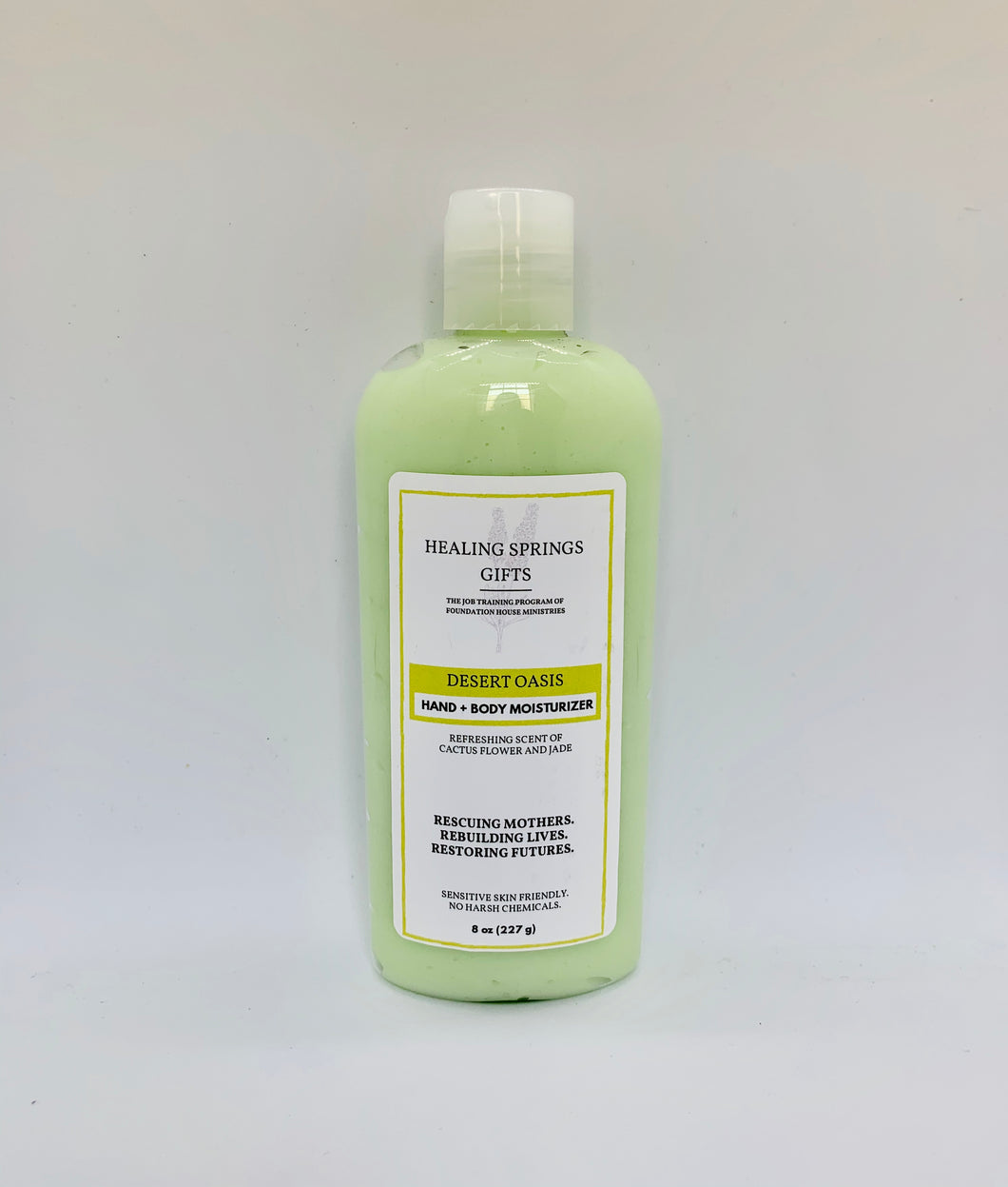 Hand + Body Lotion - Desert Oasis