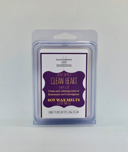 Wax Melt - Clean Hearts