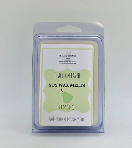 Wax Melts - Peace On Earth
