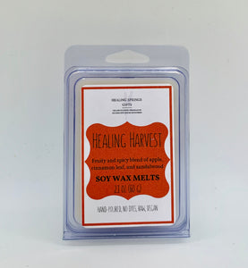Wax Melts - Healing Harvest