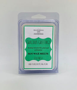 Wax Melts - Gracious Greeting