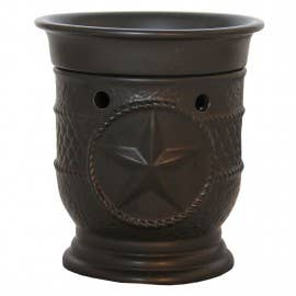 Wax Warmer - Black Star