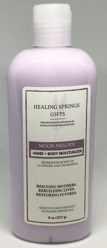 Hand + Body Lotion - Moon Melody
