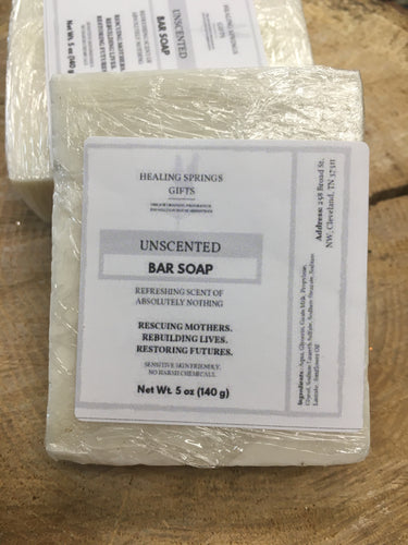 Goat Milk Soap - Fragrance-Free