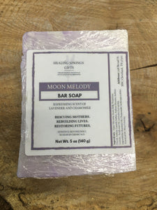 Goat Milk Soap - Moon Melody
