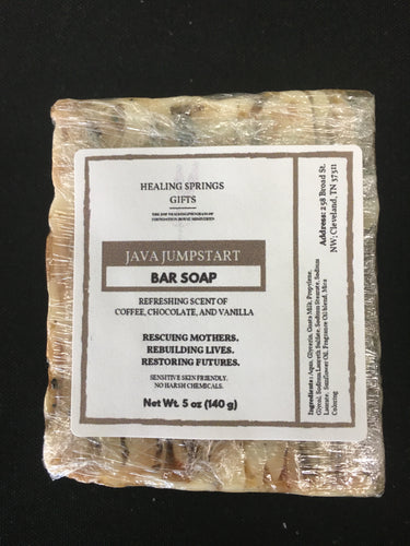 Goat Milk Soap - Java Jumpstart