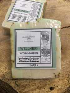 Goat Milk Soap - Wellness Blend