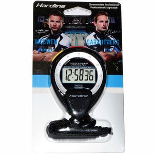 Hardline curling stopwatch