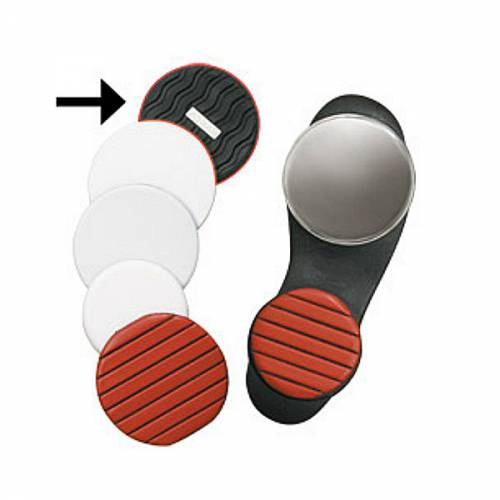 Gripper replacement disk for Asham shoes featuring the RDS system
