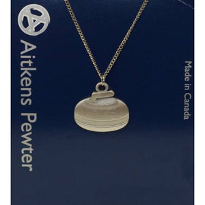 Aitken's Pewter Necklace