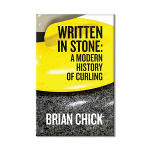 Written in stone book about curling