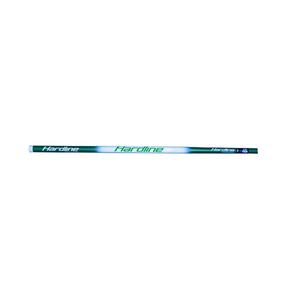 Hardline IcePad Carbon Fibre Curling Broom Green