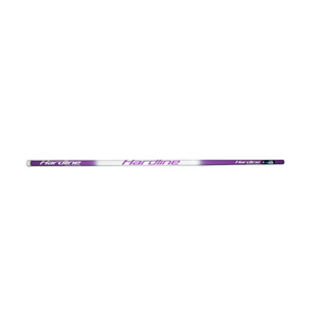 Hardline IcePad Carbon Fibre Curling Broom Purple