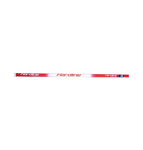 Hardline IcePad Carbon Fibre Curling Broom Red