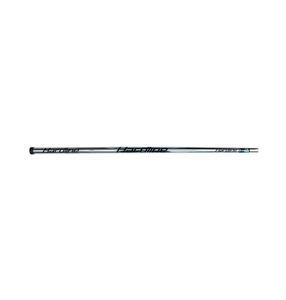 Hardline IcePad Carbon Fibre Curling Broom Chrome