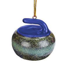 Load image into Gallery viewer, Curling Rock Tree Ornament