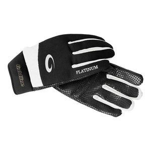 Goldline Platinum curling gloves great for sweeping