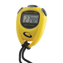 Load image into Gallery viewer, Goldline stopwatch yellow
