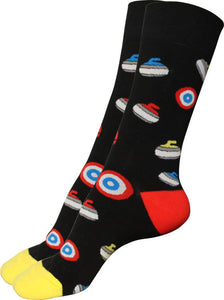 Asham Curling Rock Socks