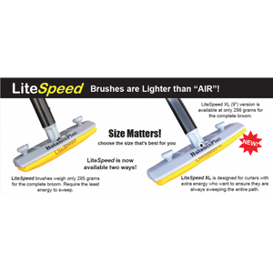 BalancePlus Litespeed Broom