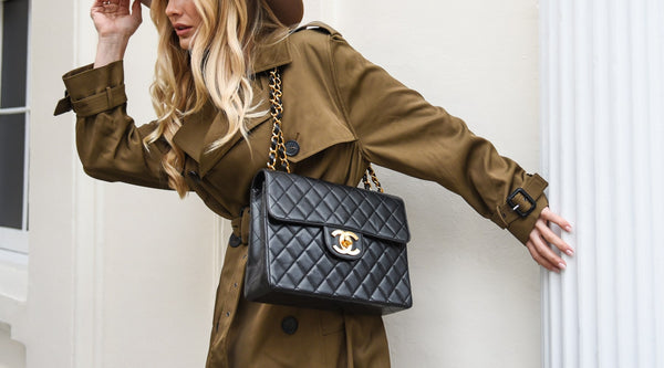 The Classic Chanel Flapbag