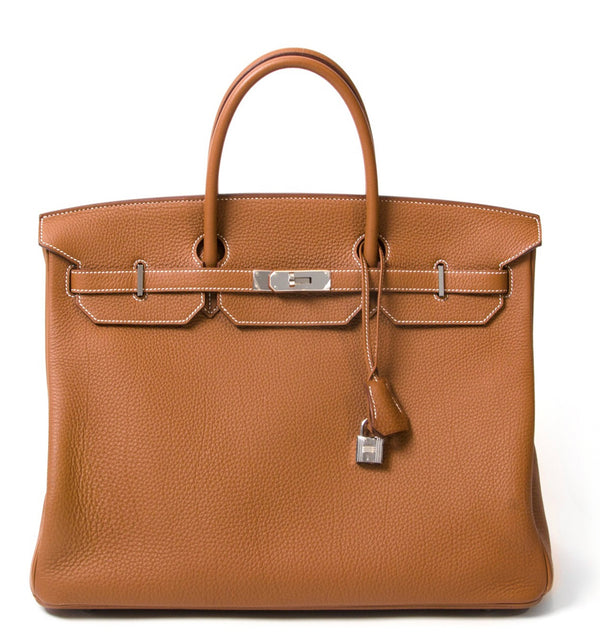 Luxury Promise's guide on how to spot a fake Hermès Birkin